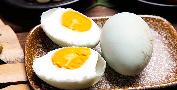 咸鸭蛋生产厂家